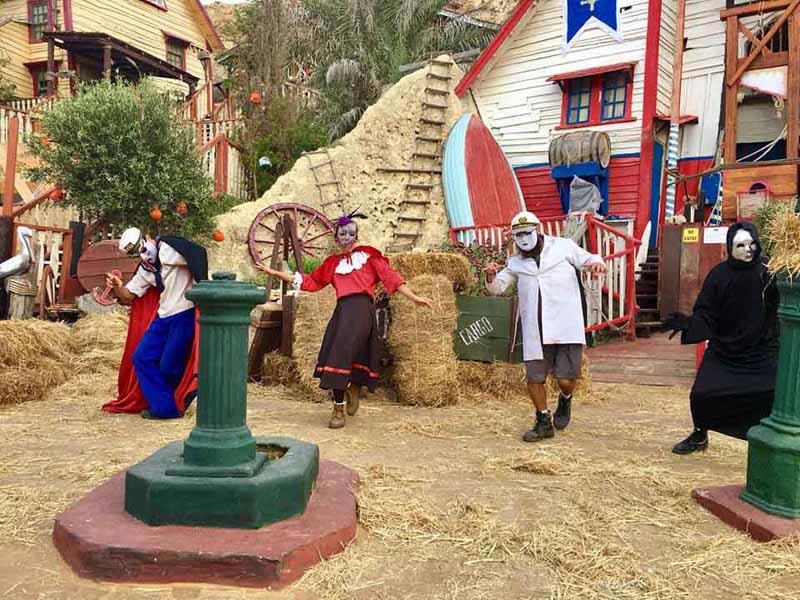 Halloween In Malta 2020 Halloween   Popeye Village Malta