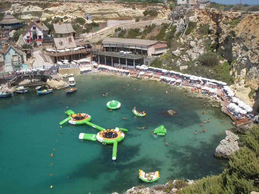 Home Popeye Village Malta